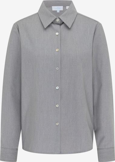 usha BLUE LABEL Bluse in grau, Produktansicht