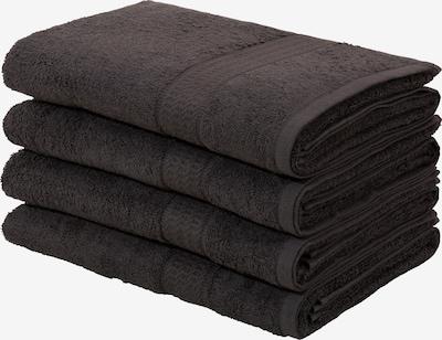 MY HOME Badetücher in schwarz, Produktansicht