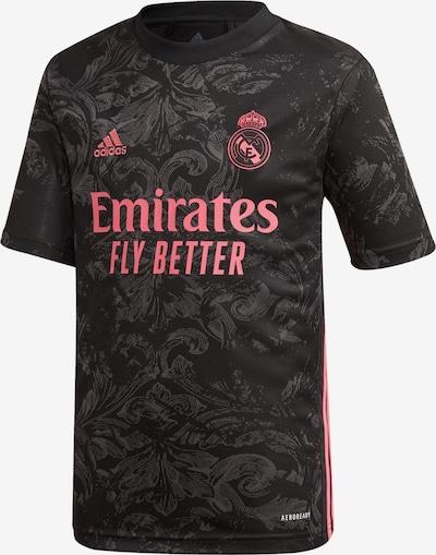 ADIDAS PERFORMANCE Trikot 'Real Madrid 20/21' in grau / lachs / schwarz, Produktansicht