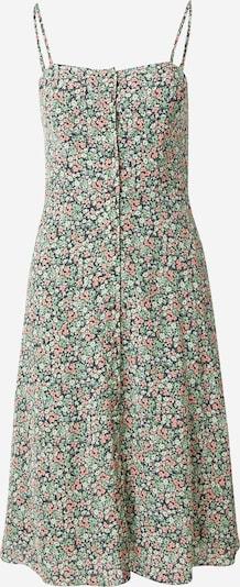 The Kooples Kleid in grün / pink / weiß, Produktansicht