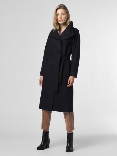 BOSS Mantel ' Cedani ' in schwarz, Modelansicht