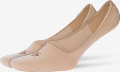 BURLINGTON Socken in beige, Produktansicht