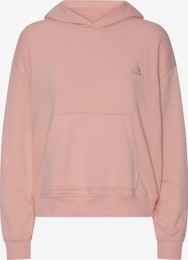 A-VIEW Sweatshirt 'Kiss' in lachs, Produktansicht
