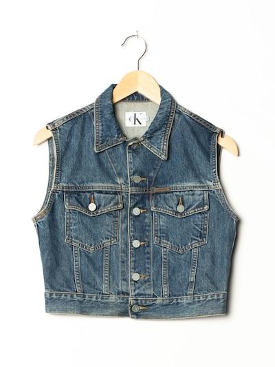 Calvin Klein Vest in M in Blue denim, Item view