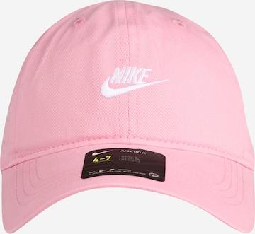 Nike Sportswear Klobúk - ružová