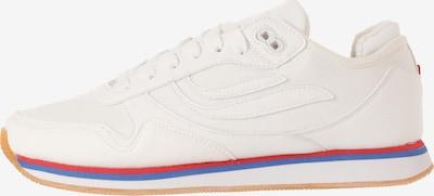 GENESIS Sneaker 'G-Iduna' in royalblau / hellrot / offwhite, Produktansicht
