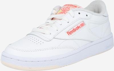 Sneaker bassa 'CLUB C 85' Reebok Classic di colore salmone / bianco, Visualizzazione prodotti
