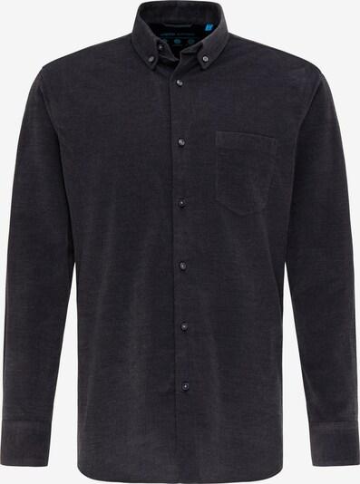 PIERRE CARDIN Hemd in schwarz, Produktansicht