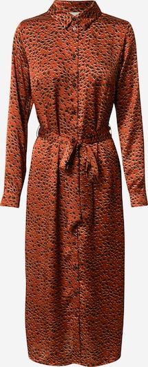 VILA Vestido camisero 'RAMDI' en rojizo / negro, Vista del producto