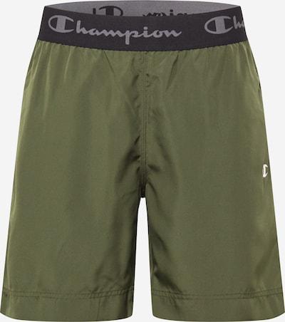 Champion Authentic Athletic Apparel Športne hlače | oliva barva, Prikaz izdelka