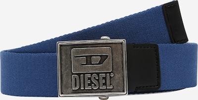 DIESEL Josta, krāsa - karaliski zils / melns / Sudrabs, Preces skats