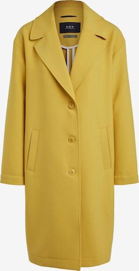 SET Välikausitakki värissä keltainen, Tuotenäkymä