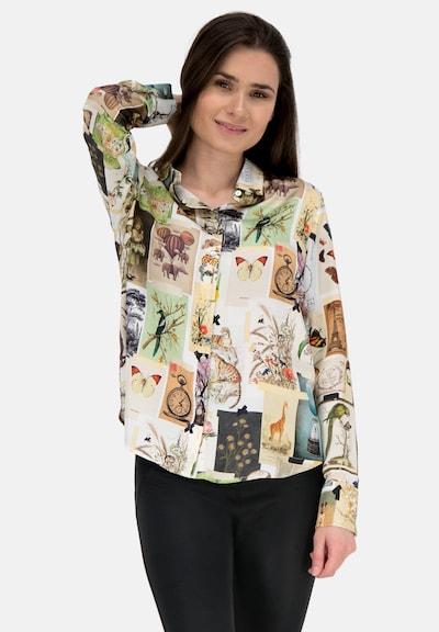PRINCESS GOES HOLLYWOOD Langarmbluse 'PIC MIX' in mischfarben, Modelansicht