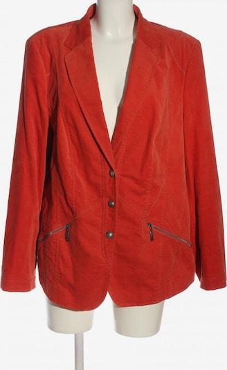 Bianca Kurz-Blazer in 4XL in rot, Produktansicht