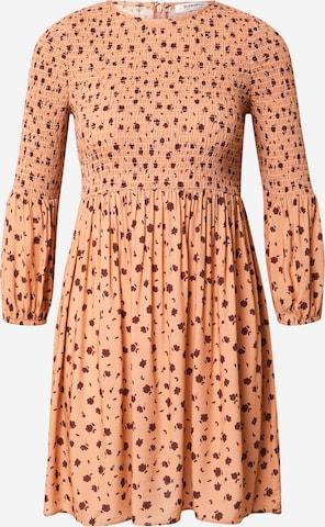 GLAMOROUS Kleid in Orange