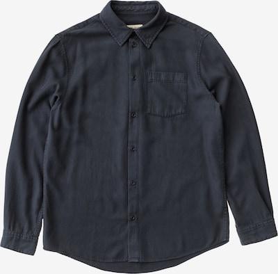 Nudie Jeans Co Hemd ' Chuck Fluid Twill ' in navy, Produktansicht