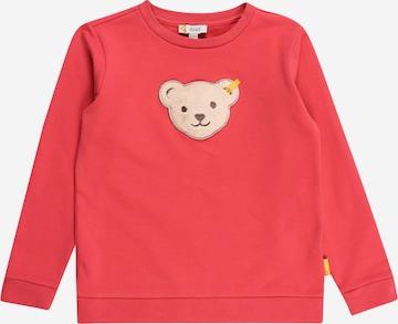 Steiff Collection Sweatshirt in Rot