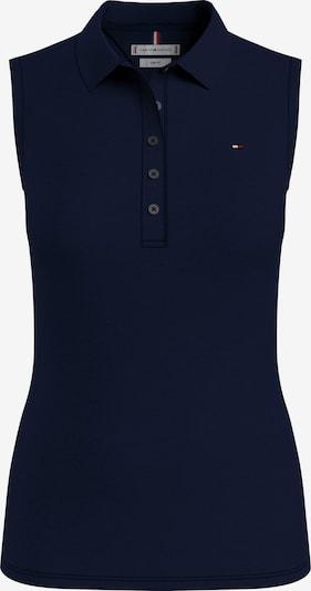 TOMMY HILFIGER Top in dunkelblau, Produktansicht
