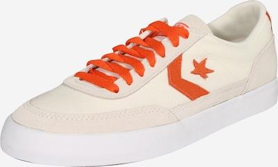 CONVERSE Sneaker 'Net Star' in beige: Frontalansicht