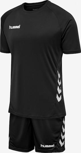 Hummel Trainingspak in de kleur Zwart / Wit, Productweergave