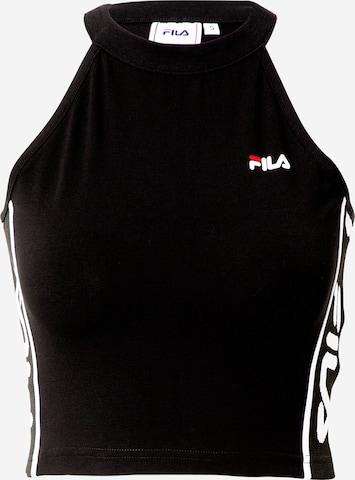 FILA Top 'Tama' in Zwart