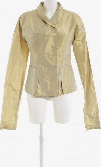 Uli Schneider Long-Blazer in S in gold, Produktansicht
