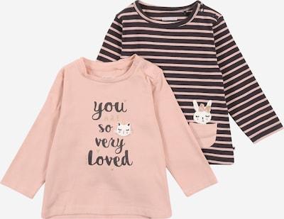 STACCATO Shirt in dunkellila / rosa, Produktansicht