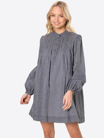 MICHAEL Michael Kors Kleid in navy / weiß, Modelansicht
