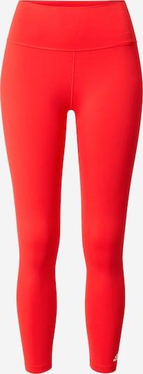 ADIDAS PERFORMANCE Sporta bikses, krāsa - gaiši sarkans, Preces skats