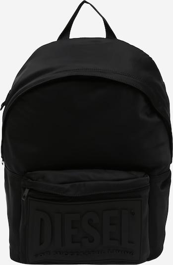 DIESEL Nahrbtnik | črna barva, Prikaz izdelka