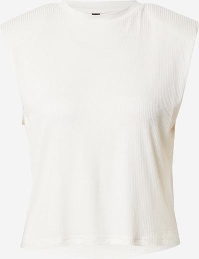 Y.A.S (Petite) Top 'ELLE' in de kleur Crème, Productweergave