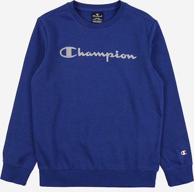 Champion Authentic Athletic Apparel Sweatshirt in blue / grey / light red / white, Item view