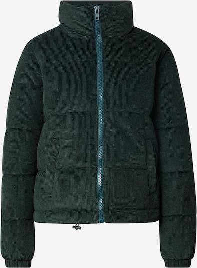 Hailys Jacke in dunkelgrün, Produktansicht