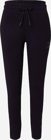 Hummel Sportbroek in de kleur Zwart, Productweergave