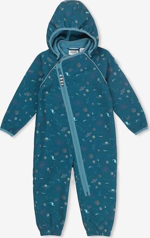 Costume fonctionnel 'Jaxson' Racoon Outdoor en bleu