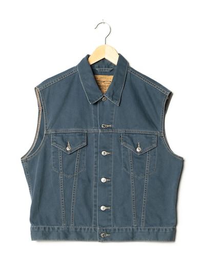 LEVI STRAUSS & CO. Jeansweste in XL in blue denim, Produktansicht