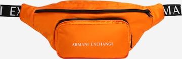 Borsetă de la ARMANI EXCHANGE pe portocaliu