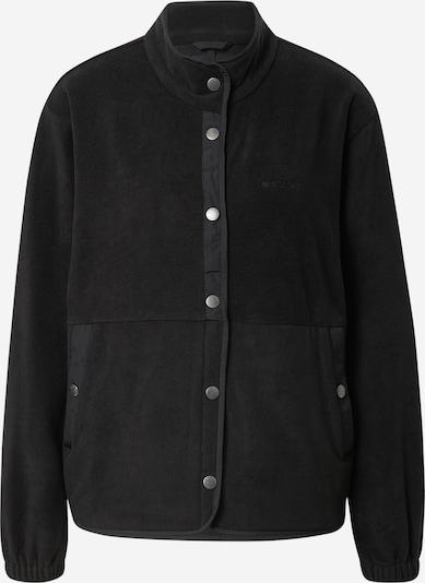 mazine Fleecejacke 'Surrey' in schwarz, Produktansicht