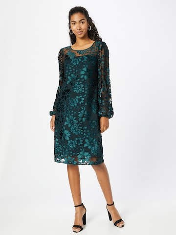 APART Cocktail Dress in Green