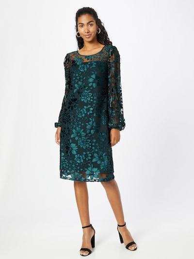 APART Kleid en émeraude, Vue avec modèle