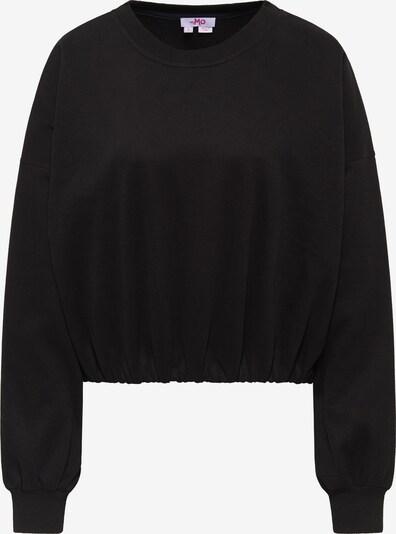 MYMO Sweatshirt in schwarz, Produktansicht