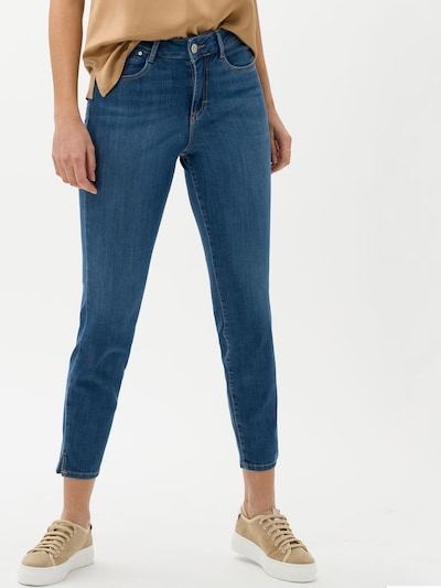 BRAX Jeans 'Shakira' in blue denim, Modelansicht