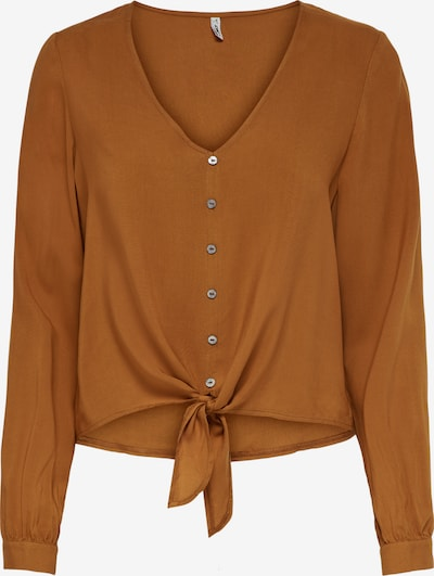 ONLY Blouse 'Nina' in de kleur Cognac, Productweergave