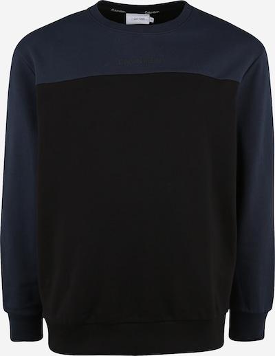 Megztinis be užsegimo iš Calvin Klein , spalva - tamsiai mėlyna / juoda, Prekių apžvalga