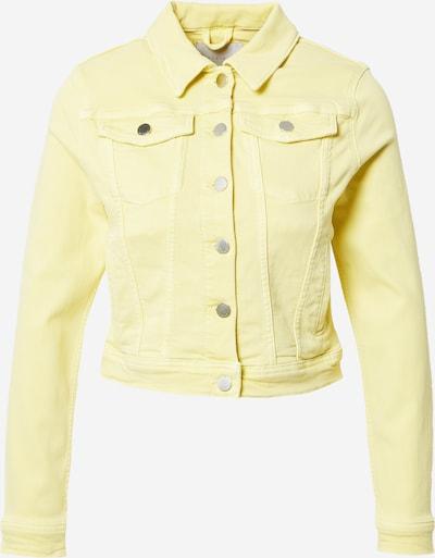 Rich & Royal Tussenjas in de kleur Geel, Productweergave