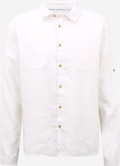 CRAGHOPPERS Athletic Button Up Shirt in White, Item view