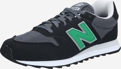 Sneaker low new balance pe gri închis / verde / negru, Vizualizare produs