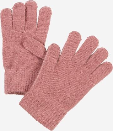 NAME IT Handskar i rosa