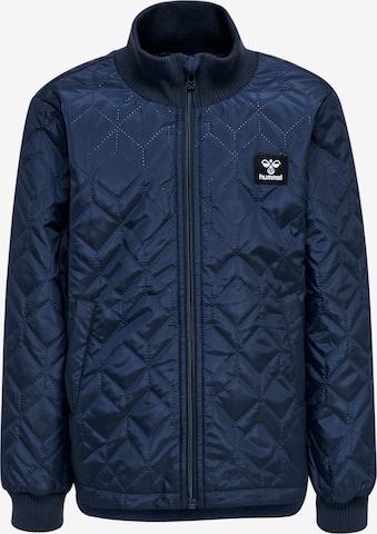 Hummel Athletic Jacket in Blue