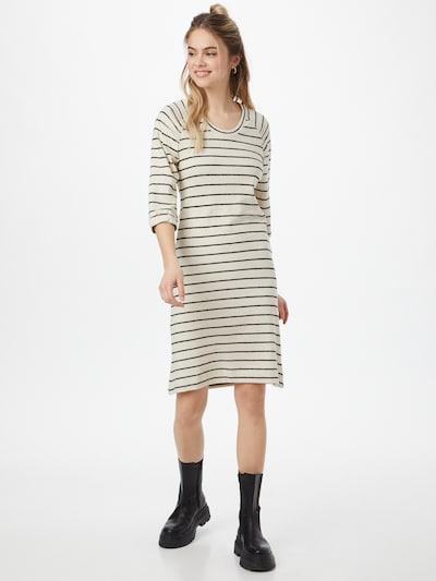 Cream Kleid 'Krystala' in schwarz / wollweiß, Modelansicht